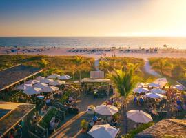 The Beachcomber St. Pete Beach Resort & Hotel, resort in St. Pete Beach