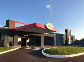 Hotel Renascer, hotel in Terenos