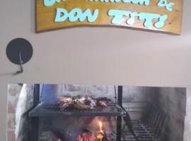 La casa del Titi, departamento en Tandil