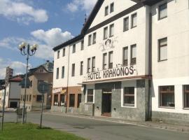 Hotel Krakonos, hotel near Ski Lift Lysá hora, Rokytnice nad Jizerou