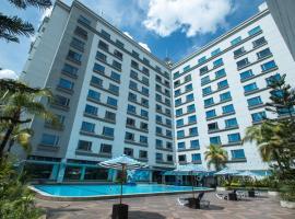 Grand Mercure Medan Angkasa, hotel in Medan
