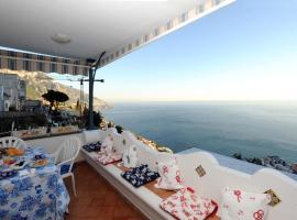 CASA PERLA, holiday home in Positano