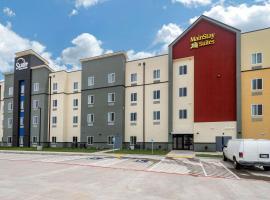 Sleep Inn & Suites Bricktown - near Medical Center, hotel in Oklahoma City
