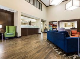 Comfort Suites - Sioux Falls, hotel in Sioux Falls