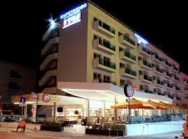 Kapetanios Bay Hotel, отель в Протарасе