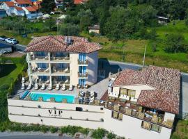 Apartments VIP Residence, hotel v mestu Piran