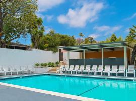 Orange Tree Inn, motel in Santa Barbara