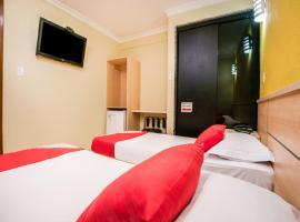 Hotel Villa Rica, hotel near Santos Dumont Airport - SDU, Rio de Janeiro