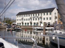BB-Hotel Aarhus Havnehotellet, hotel i Aarhus