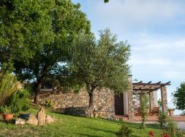 Villa Serra d'Elci, apartment in Ascea