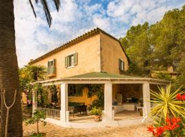 Manor House at Masia Nur Sitges, hotel in Canyelles
