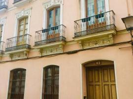 Calle Zaragoza 62, Sevilla, hotel conveniente a Siviglia