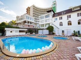Гостиничный комплекс Гарден Хиллс, отель в Сочи