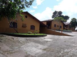 Pousada do Lajes, accessible hotel in Carolina