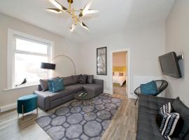 Blackbird Luxury Apartments Room 2, apartment in Blackpool