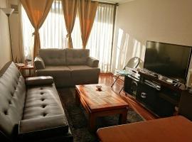 Hermoso departamento en Valparaiso, apartamento en Valparaíso