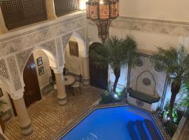 Riad Abaka by Ghali, hôtel à Marrakech