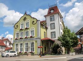 Гостевой Дом Конюшенный Двор, отель в Рязани