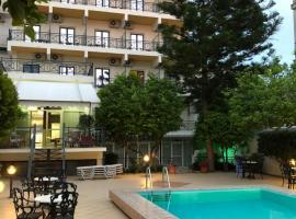 Hotel Bakos, hotel in Loutraki