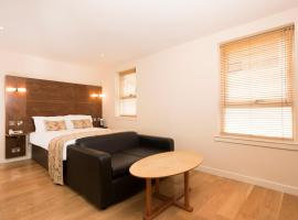 Holyrood Aparthotel, apartment in Edinburgh