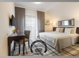 Sielanka – hotel w pobliżu miejsca Wyciąg narciarski Pod Skalicą w Ustroniu