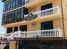 Guest house Grand House, B&B in Anapa