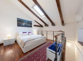 Ca' del Pozzo Loft Apartment, apartment in Venice