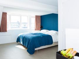 Luxe studio direct aan het strand & duinen, B&B in Noordwijk aan Zee