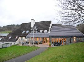 Neuadd Henllan Lodge, hotel in Builth Wells