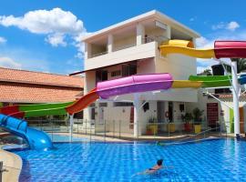 Hotel y Restaurante Villa Hasbleidy, hotel en Melgar