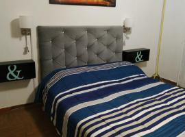 Natural Home - Habitaciones, habitación en casa particular en Santiago