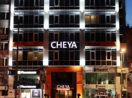 Cheya Besiktas Hotel & Suites- Special Category, hotel in Besiktas, Istanbul