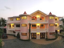 Villa Elegance Hotel & Apartment, отель в городе Pétionville