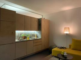 Genius Guest Unique Banovci Apartment, hotel blizu znamenitosti Terme Banovci, Banovci