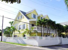 Sapodilla House, hotel in Harbour Island