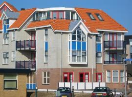 Penthouse Belle Vue, self catering accommodation in Bergen aan Zee