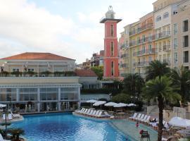 IL CAMPANARIO Complexo Turístico, resort in Florianópolis