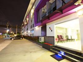 AIRY Suvarnabhumi Hotel, hotel a Lat Krabang