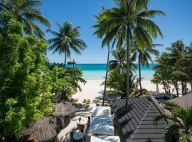 Sur Beach Resort Boracay, отель в Боракае