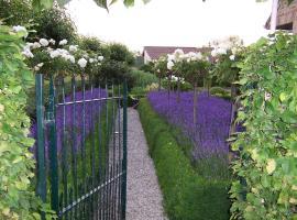 Gardenhouse Boerke Naas With Kitchen, hôtel à Bruges près de: Stade Jan-Breydel