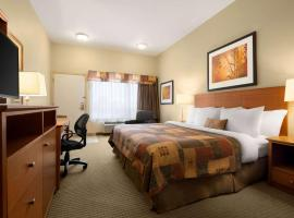 Ramada by Wyndham Drayton Valley, hotel em Drayton Valley