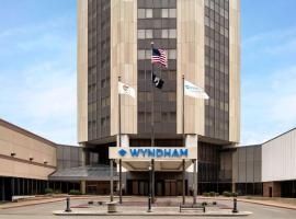 Wyndham Springfield City Centre, hotel in Springfield