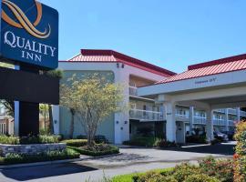 Quality Inn Gulfport I-10, hotel near Gulfport-Biloxi International Airport - GPT,