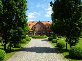 Ringhotel Friederikenhof, hotel i Lübeck