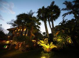 Hotel Borgo Verde, hotel en Catania