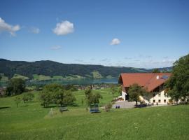 Ferienhof Edtmeier, Hotel in Zell am Moos