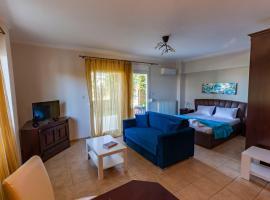 Elvis Nest, hotel in Nea Moudania