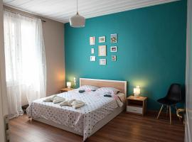 Athina's house close to center, pet-friendly hotel in Thessaloniki