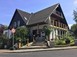 Hotel Knurrhahn, hotel i nærheden af Flensborg Havn, Lyksborg