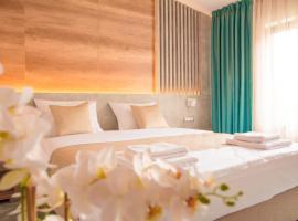 Hotel Nota, hotel v Beogradu